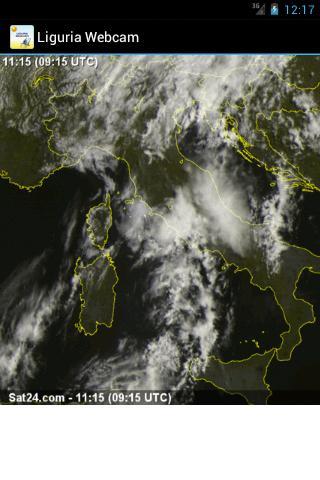 Italia Webcam- screenshot