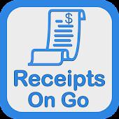 Receipts on Go