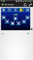 Screenshot of Flex Remote