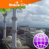 Bandung Street Map