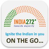 India 272+