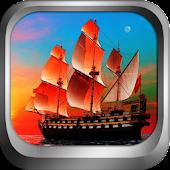 3D Speed sailboat