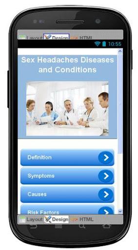 Sex Headaches Information