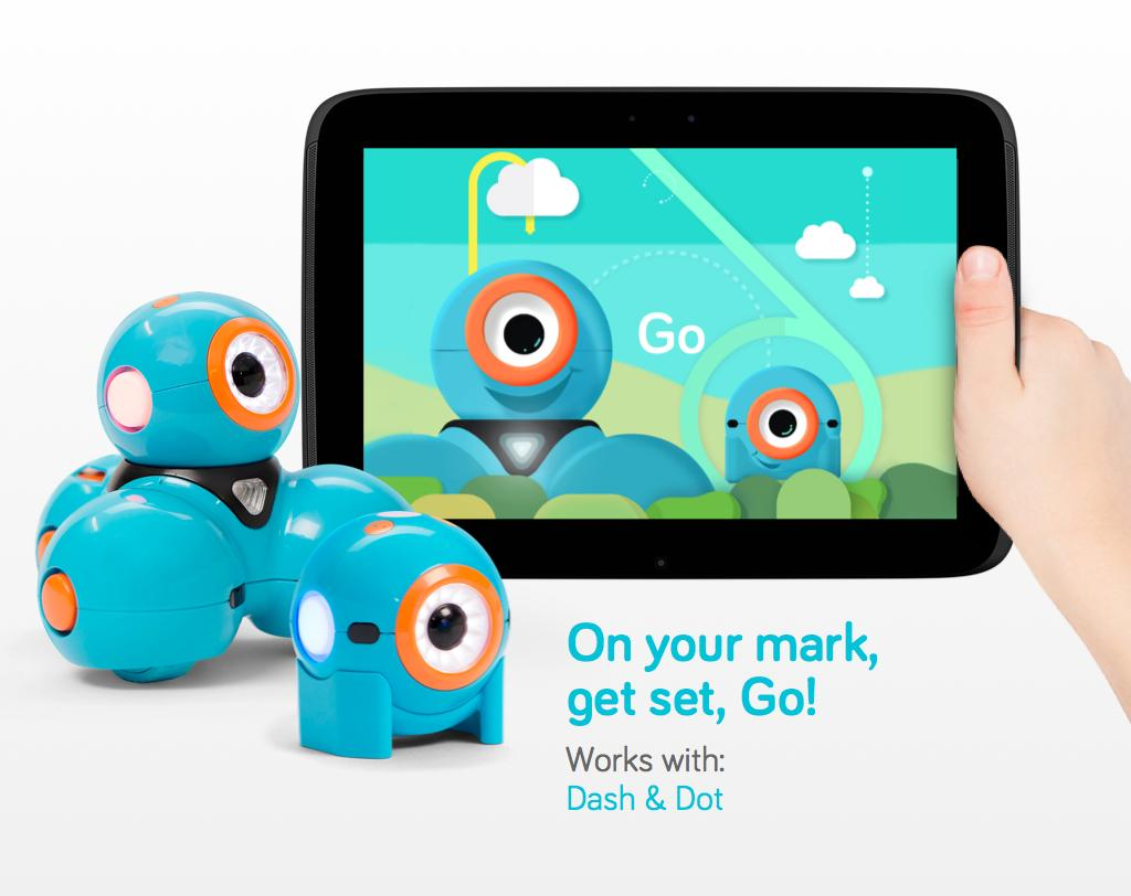 Go for Dash & Dot robots- screenshot