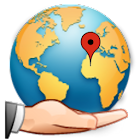 GPS Locate & Share Free icon