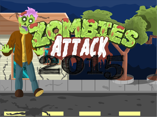 Zombies Attack 2015