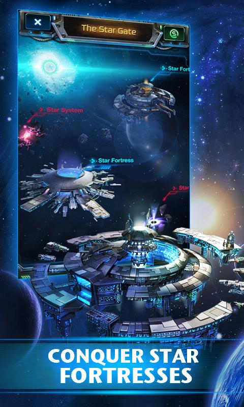 Galaxy Empire: Evolved- screenshot