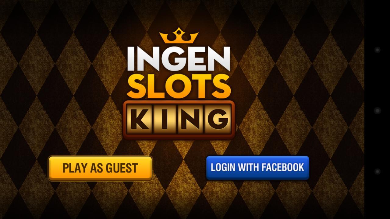 Ingen Slots King- screenshot