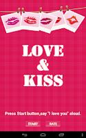 Screenshot of Love Kiss