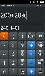 Mobi Calculator PRO v1.3.16