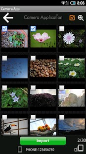 FUJIFILM Camera Application - screenshot thumbnail