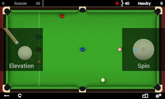 Screenshot of Total Snooker