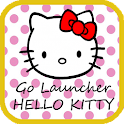Go Launcher theme Hello Kitty