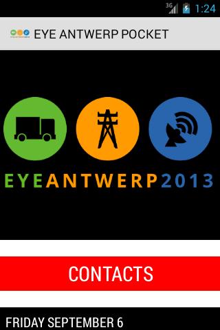 EYE Antwerp 2013