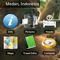 Medan Travel Guide icon