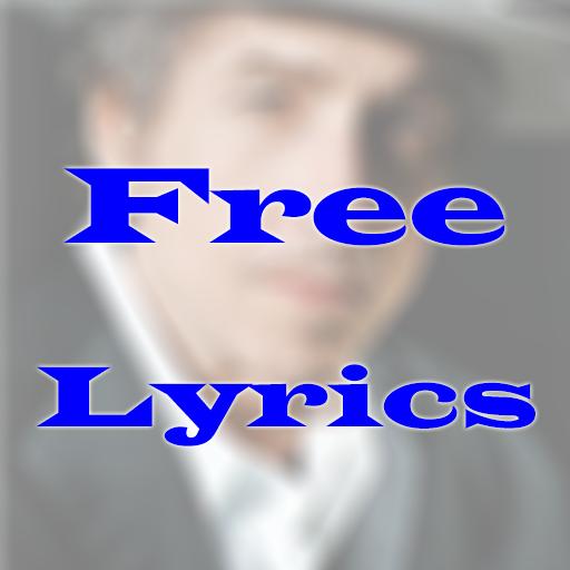 BOB DYLAN FREE LYRICS