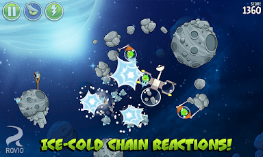 Angry Birds Space Premium Screenshot 21