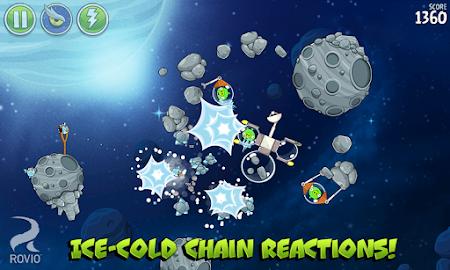 Angry Birds Space Premium Screenshot 17