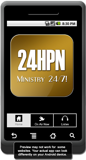 24 Hour Preaching Network