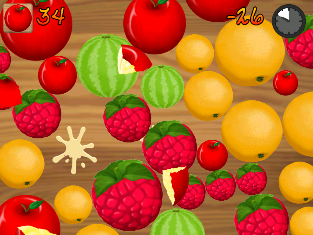 Fruits!- screenshot