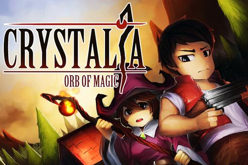 Crystalia: Orb of Magic