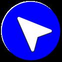 Navi for a walk icon