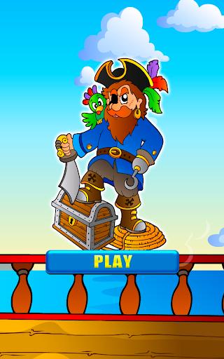 免費益智App|Pirate Jewels Puzzle Blitz Kid|阿達玩APP