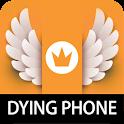 다잉폰 (폰 종료시 메시지 발송) icon