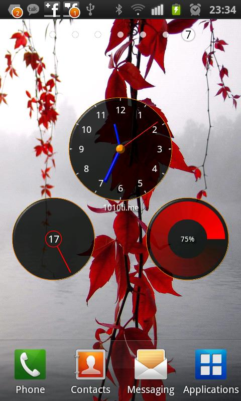 1010ti.me Clock Studio - screenshot