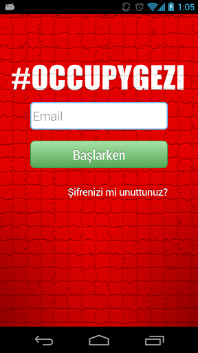 Occupy Gezi: occupygezi