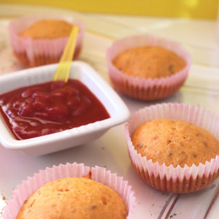 Heinz Ketchup Cakes Recipe