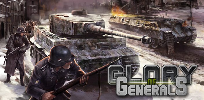 Glory of Generals HD v1.0.2 Andriod
