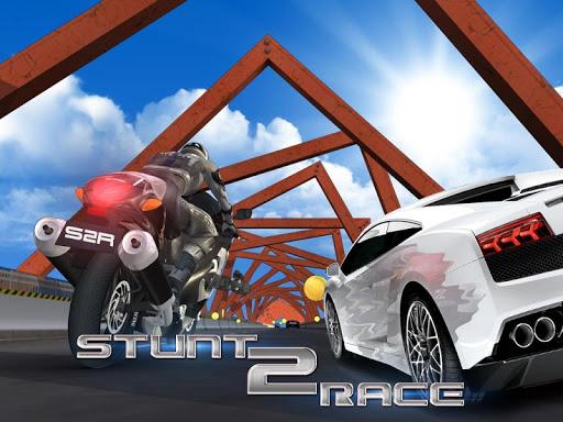 Stunt 2 Race : A Rash Drive