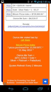 Bitcoin - screenshot thumbnail