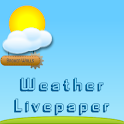 Weather Livepaper Lite logo