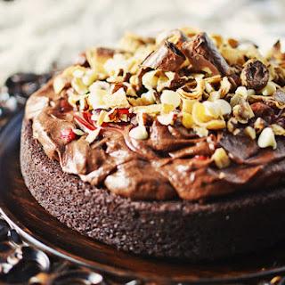 Decadent Chocolate Mousse Cake
