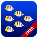 Fish swarm Live Wallpaper FREE icon