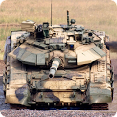 T-90 Tanks Live Wallpaper