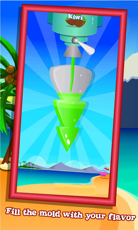 Ice Pop & Popsicles Maker - screenshot