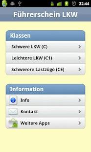 LKW Führerschein 2014