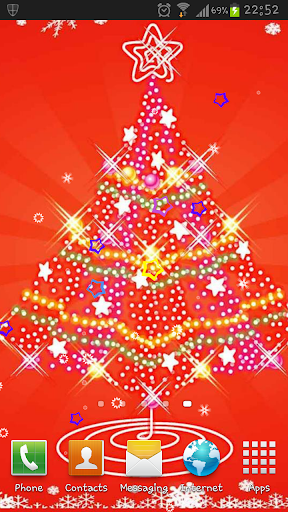 Star Christmas Tree LWP