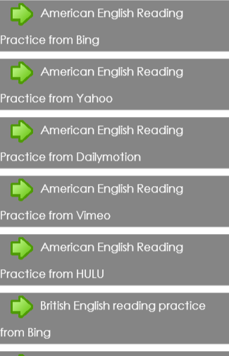 English Reading Test Guide