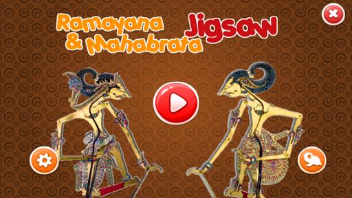 Ramayana dan Mahabrata Jigsaw