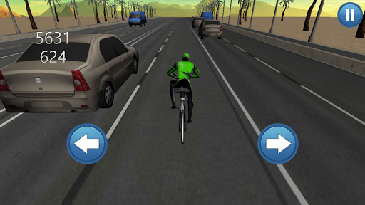 Crazy Bike 3D