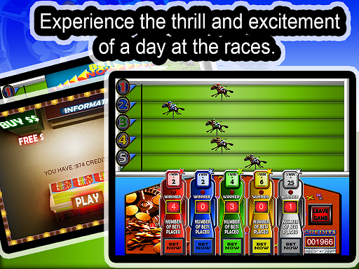 Coin-tucky Derby Vintage Arcade Giochi (APK) scaricare gratis per Android/PC/Windows screenshot