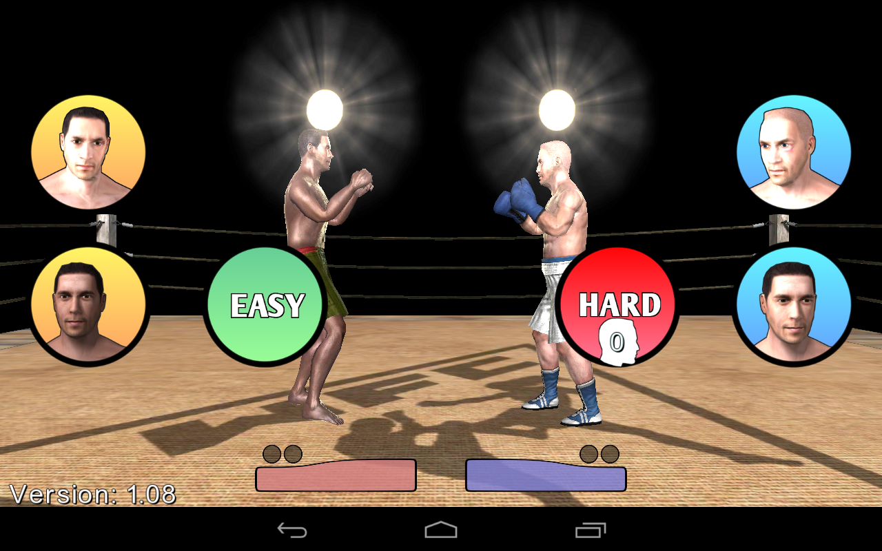 Concussion Boxing - screenshot