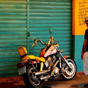 by Mitrava Banerjee - People Portraits of Men