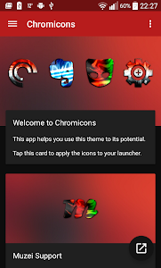 Chromicons - Icon Pack v1.0
