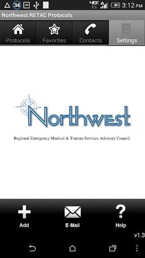 Northwest RETAC Protocols