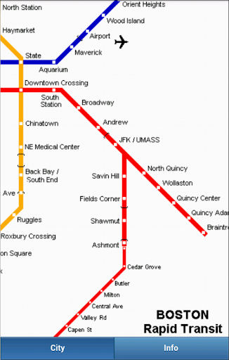 Subway Maps America